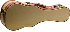 "Stagg GCX-UKS GD 21"" Gold Tweed Soprano Ukulele Case"