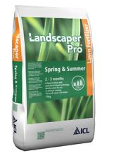 Landscaper Pro Spring & Summer Lawn Grass Fertiliser Greener 15kg