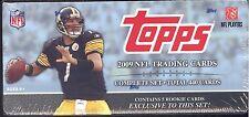 1999 Topps Football Factory 357 Cards Complete Set Original