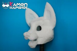 Fursuit Fox Puppy Head Base Foam commission