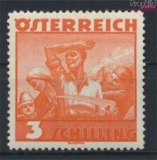 Österreich 586 postfrisch 1934 Volkstrachten (9210526