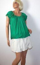 Camisetas de mujer de color principal verde talla M