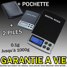 BALANCE ELECTRONIQUE DE PRECISION POCHE 0.1g 0.1 g gr à 1000g 0,1g 0,1 gr