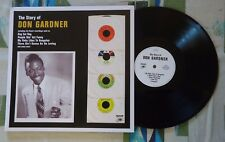 The Story of Don Gardner 2 LP R&B Soul VG++/M-