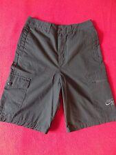 Nike Men's 6th Man Woven Basketball Shorts Black - 30/M