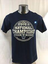 VILLANOVA UNIVERSITY WILDCATS 2016 NCAA BASKETBALL CHAMPIONS T-SHIRT YOUTH LARGE