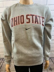 Men's Nike Ohio State Sweatshirt - New With Tags Size S (BQ8513-063)