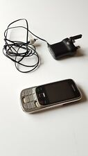 Nokia 6303ci - Silver (Orange) Mobile Phone Parts Only