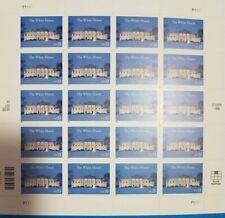 USPS  * The White House * Scott # 3445 * Twenty, 33 cent stamp sheet.  MINT SA