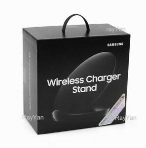 Samsung Wireless Charging Fast Charger for Galaxy S8 S9 Plus S7 Note 8+Retail