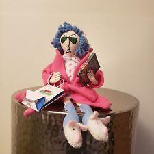 Maxine Hallmark Christmas Carol Bah-Humbug Cartoon Plush Doll 16�
