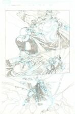 Avengers: The Initiative #21 p.15 - The Mad Clone of Thor art by Humberto Ramos