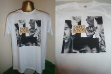 SIMPLE MINDS- ONCE UPON A TIME - CLASSIC 1985 ALBUM ART T SHIRT- WHITE  - LARGE