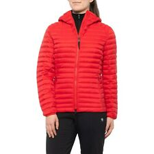 $350! NWT Bogner Fire + Ice Women's Betty-Do Down Jacket - Red - US 4 XS
