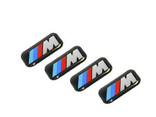 Genuine OEM BMW M Sport Wheel Emblem, SET OF 4 - 36112228660