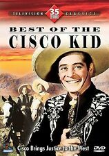 Best of The Cisco Kid (35 Episodes), New DVD, Don C. Harvey, Leo Carillo, Phylli