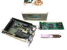 AXIOMTEK INDUSTRIAL AUTOMATION SBC8161VE 370 PIII W/VGA, LAN CPU BOARD