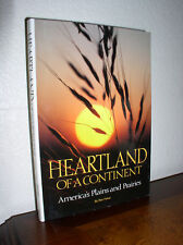 Heartland of a Continent: America's Plains and Praries (1994,HC,DJ)
