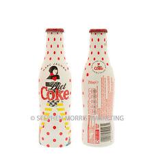 Coca-Cola UK 2013 - Marc Jacob's aluminium 'naughties' bottle - full and perfect