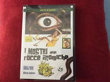 I MOSTRI DELLE ROCCE ATOMICHE di Quentin Lawrence (1958) DBD
