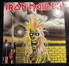 Iron Maiden - Iron Maiden - 1980 - Vinyl