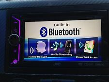 vw t5 transporter dvd cd radio ipod reverse camera system jvc touch screen AUX