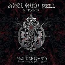 Magic Moments (25th Anniversary Special Show) de Axel Rudi Pell (2015), 3 CD