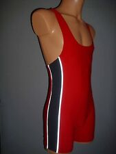 Olaf Benz Blu 1462 swimbody beachbody maillot de bain Red taille M