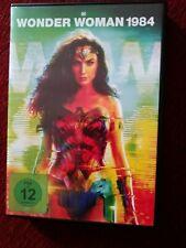 DVD<WONDER WOMAN 1984<DC<FANTASY<ABENTEUER<FEINDE<ACTION