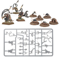--- PACKMASTERS & GIANT RATS --- warcry rat ogre sprue old warhammer AoS sigmar