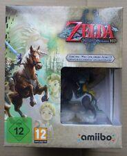 Zelda Twilight Princess HD Amiibo per Nintendo Wii U