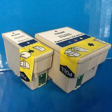 8x Printer Ink Cartridges Epson C42 C42UX + SX C44 C44UX + C46 T036 T037 Non OEM