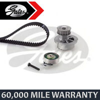 FOR OPEL CORSA B 1.2 1.4 (1993-2000) GATES TIMING CAM BELT WATER PUMP KIT