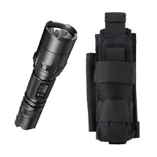 Nitecore P20UV LED Flashlight 800Lm w/ NCP30 Holster