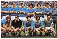 Football Soccer Italian Postcard, A.C Hellas Verona Squad 1973-1974 Season C59