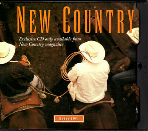 CD NEW COUNTRY Ausgabe Rodeo 1995