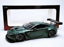 Autoart 2013 Aston Martin Vantage V12 GT3 Green 1/18 Composite Model In Stock!