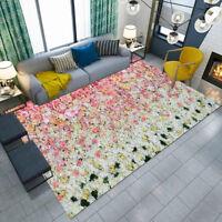 Elegant Rose Flower Bath Rug Floor Mat Door Rug Best