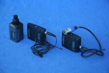 Sennheiser EW100G3 Wireless Lavalier Microphone System... Legal Frequencies.