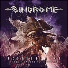 SINDROME - Resurrection - The Complete Collection  [LP+CD]