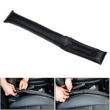 Car Truck Seat Gap Filler Pad Soft PU Leather Stop Blocker For BMW VW Ford Honda