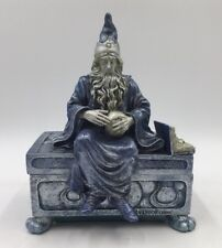 1998 Vandor Wizard Trinket Jewelry Box