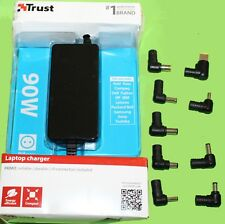 Trust PRIMO 90W UNIVERSAL Most Popular Laptop Charger WITH 10 connectors