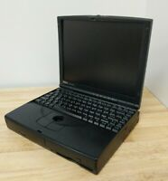 Dell Latitude Xpi Vintage Laptop Computer PPS 96020