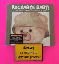 ��Rockabye Baby! - Lullaby Renditions Of U2 [Soothe To Sleep Cd] Shower Gift��