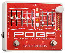 Electro Harmonix EHX POG2 (UK PSU), Brand New In Box