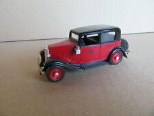 191J Eligor 1005 Citroën Rosalie Taxi  Parisien 1933 1:43