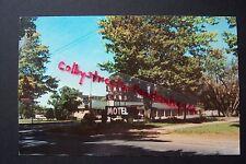 LAKE LAND MOTEL, Whitehall, Michigan vintage postcard