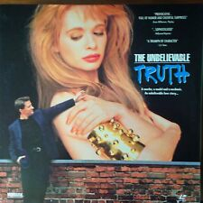 The Unbelievable Truth -  Laserdisc Buy 6 for free shipping
