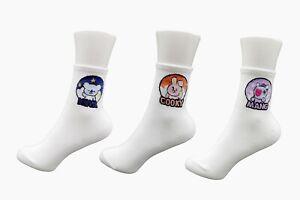 K-pop Star Bangtan boys character premium quality socks Unit/ Lot Free shipping